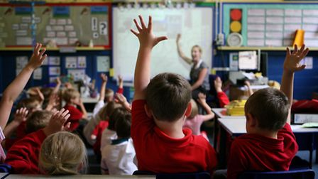 Government funding cuts could see 845 fewer teachers in Newham classrooms in the future. Picture: Da