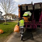 The council say there has been no disruption to home deliveries of orange sacks. Picture: Havering C