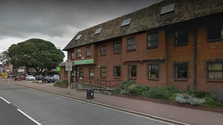 Hornchurch job centre in North Street. Picture: Google Maps.