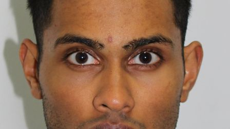 Hussain was sentenced to 32 months. Picture Met Police