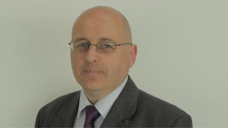 Havering's London Assembly Member Keith Prince.