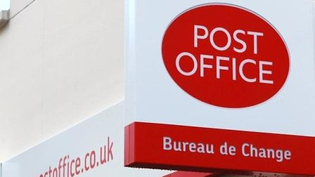 Ilford's Clements Road Post Office faced closure 20 years ago. Picture: PA.