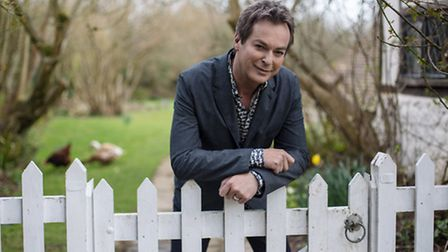 Comedian and The Bolds author Julian Clary, who will entertain youngsters at Stratford Library on Ma
