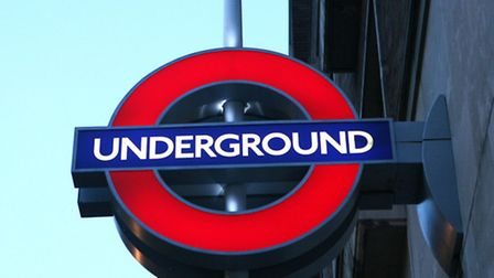 There are severe delays on the Jubilee line this morning due to a person under a train earlier. Phot