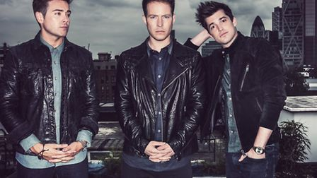 Boy band, The Scheme, will be performing at the Lowestoft Chrisrtmas Lights switch-on event. Picture