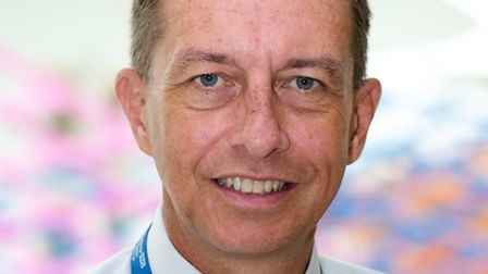 Matthew Hopkins, who oversees healthcare in the borough, has been listed as one of the top 50 chief