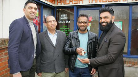 Palash Indian Take-away, in the Ali family for nearly 24 years, passes down through the generations