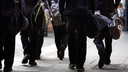 Parents and pupils will be told which secondary school they have been allocated today (picture: Davi