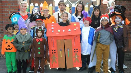 World Book Day 2016 at South Park Primary School