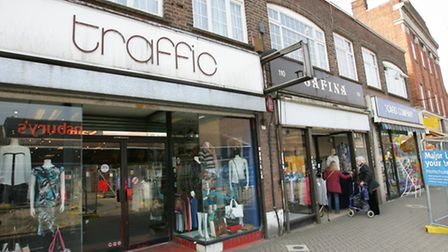 Businesses in High Street, Hornchurch, could be affected by the changes.