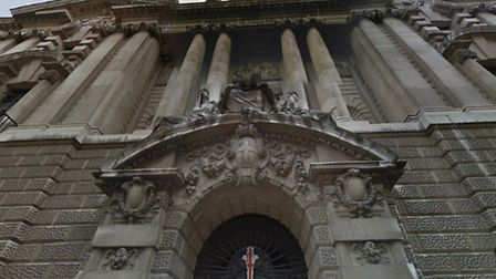 The Old Bailey. Picture: Google Maps.