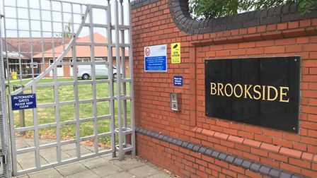 The Brookside Adolescent mental health unit in Barley Lane, Goodmayes, has reopened following an ext