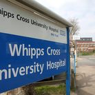 Whipps Cross University Hospital. Picture: Katie Collins/PA