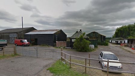 Chapmans Farm in Upminster is up for sale. Photo: Google Maps