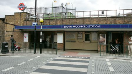 The southbound side of South Woodford. Picture: Steve Poston