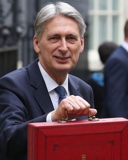 Chancellor Philip Hammond, who has told Tory MPs that the Government will not proceed with the incre