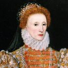 A portrait of Queen Elizabeth, who visited Redbridge and the surrounding area on a number of occasio