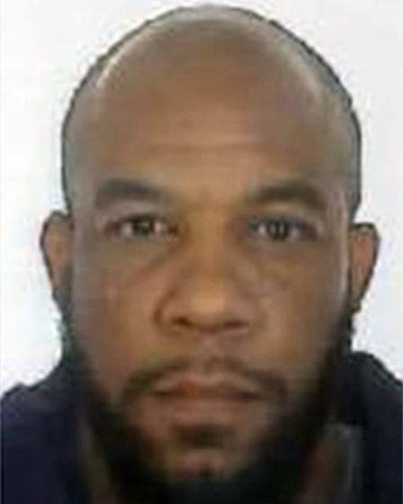 Police have released this image of Khalid Masood, also known as Adrian Elms and Adrian Russell Ajao,
