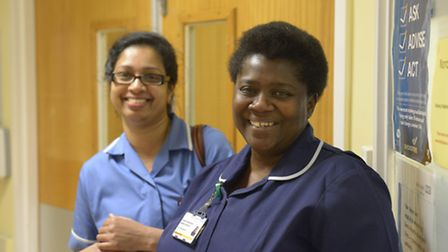 Barts Health NHS Trust improved in 27 of 33 areas in the latest NHS staff survey