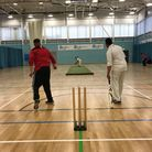 Action from the latest matches in the Chance to Shine competition at UEL (pic UEL)