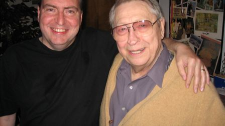Liam and Scotty Moore.