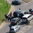 Six teenagers have been charged with firearms offences following the undercover police operation in