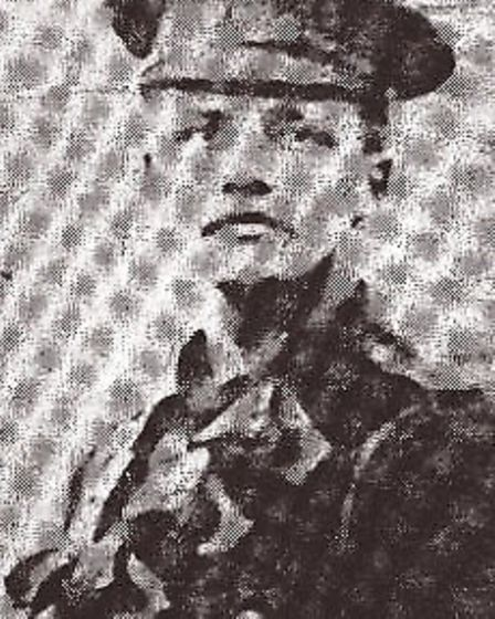 Harold Sangford Mugford (Picture: Newham Archives)