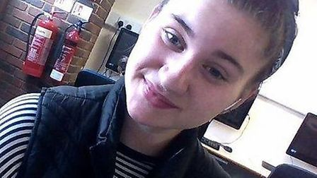 Rebeka Page, 17, has been missing from Ilford since Thursday. Photo: Metropolitan Police