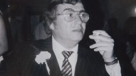 Victor died in 2002 from Aids having suffered terrible stigma due to the illness he contracted from