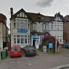 Oasis Dental Practice, South Woodford, where the man assaulted and racially abused staff. Picture: G