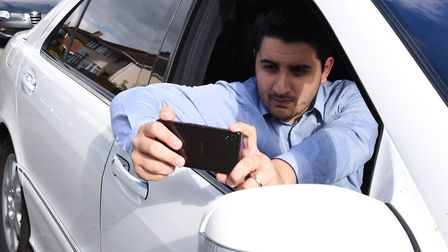 Joesph Hayat tracked down the thieves responsible for stealing his laptop