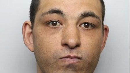 Justin McCarthy, 37, of no fixed abode, has been jailed for 21 months for touching himself on the Tu