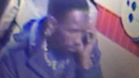 Do you know this man? Picture: Metropolitan Police