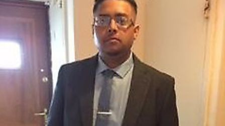 Syed Islam, 20, was stabbed to death last week. Picture MET POLICE