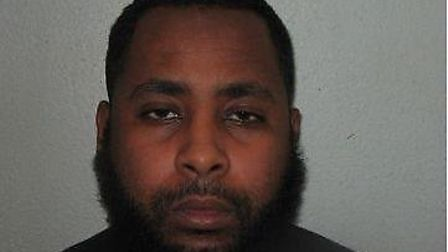 Walid Adam was jailed for possessing a Russian firearm, ammunition and drugs