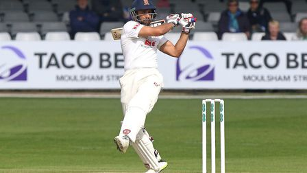 Ravi Bopara said he is proud to fly the flag for the scheme . PICTURE: Gavin Ellis/TGS Photo