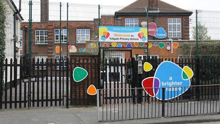 Tollgate Primary School in Plaistow has been one of the schools singled out for praised by the educa