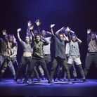 Boy Blue Entertainment performed Project Rebel at Sadler's Wells on Sunday. Photo: Paul Hampartsoumi