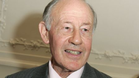 """Michael Dudding, who stood down as the Queen's representative for the borough, has had his book """"Cha"""