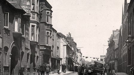 High Street, Romford, photographed in years gone by. Picture: Havering Libraries - Local Studies