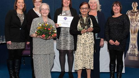 My Life, My Fun winner at the GEM awards were Levington Court. Picture: SUFFOLK COUNTY COUNCIL
