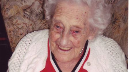 Florence Brown has died at the age of 104