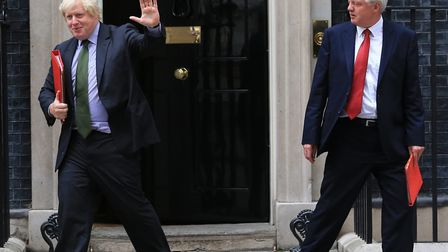 Boris Johnson and David Davis both have contributed to the Brexit shambles by resigning from governm