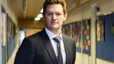 Kevin Blakey has been appointed as the new principal of East Point Academy in Lowestoft