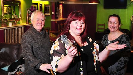 Tim Anderson, Jules Maxine and Karen Read are looking for acts for a new variety show at the Seagull