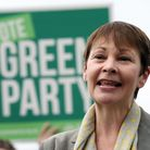 Green Party joint leader Caroline Lucas. Photograph: Andrew Matthews/PA Images.
