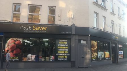 CostSaver has lost its alcohol licence