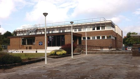 The current Romford Magistrates' Court. Picture: John Hercock