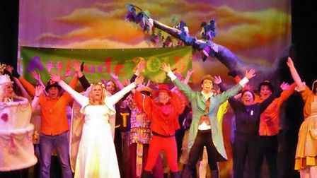 Reydon and Southwold Panto - Robin Hood. Picture: Jim Laws