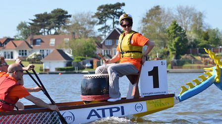 The East Anglian Dragon Boat Festival will return to Oulton Broad in 2015.